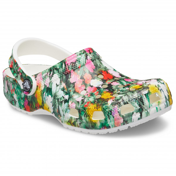 Women's Classic Printed Floral Clog - Sandals