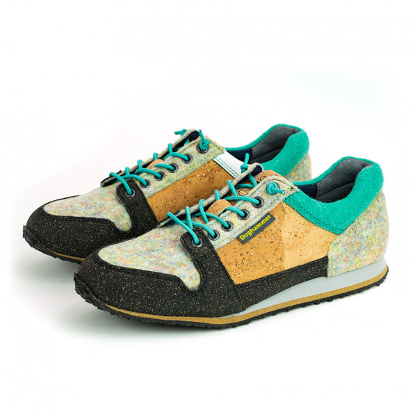 Doghammer - Women's Vegan Cork Traveller - Sneaker