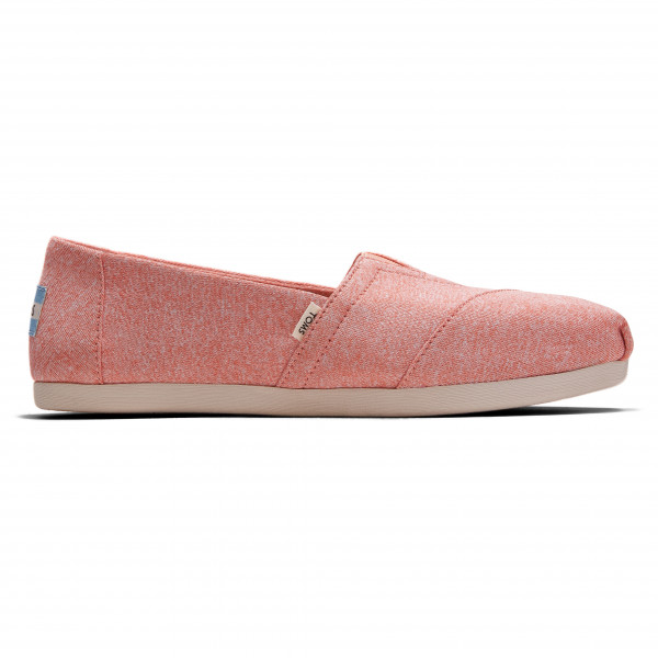 TOMS - Women's Alpargata Espadrilles Recycled Polyester - Sneakers