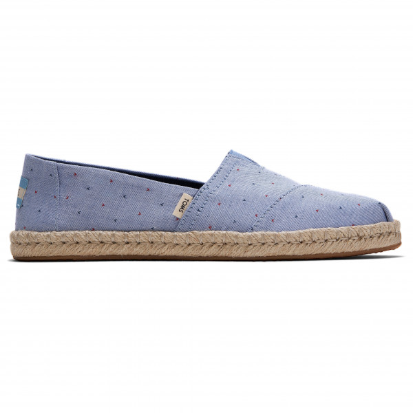 TOMS - Women's Woven Alpargata Espadrilles - Sneakers