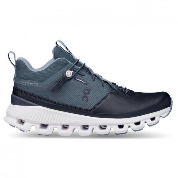 On - Women's Cloud Hi Waterproof - Sneakerit