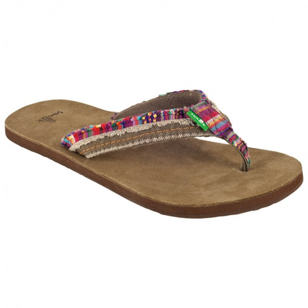 Sanuk - Women's Sandals Fraidy Too - Sandalen