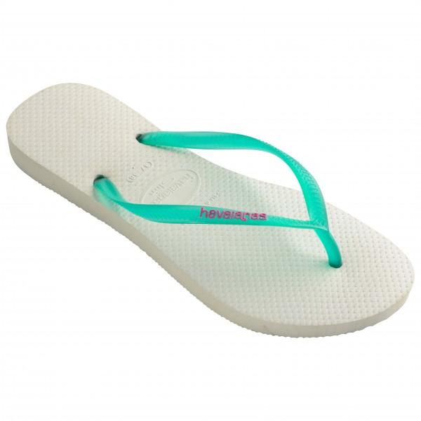 Havaianas - Slim Logo - Sandales