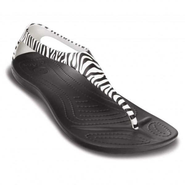 Crocs - Women's Sexi Wild Flip - Toe sandals