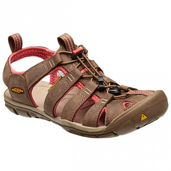 Keen - Women's Clearwater CNX Leather - Sandalen