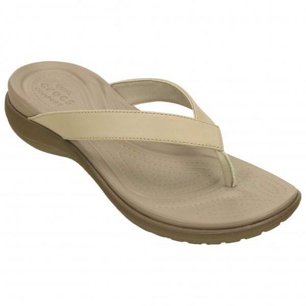 Crocs - Women's Capri V Flip - Sandales de sport et de plein