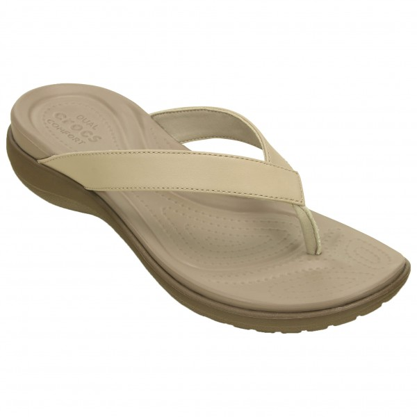 Crocs - Women's Capri V Flip - Ulkoilusandaalit