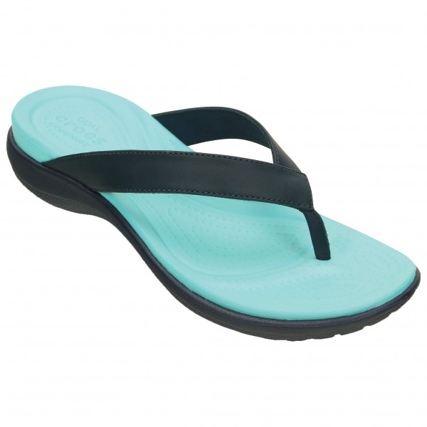 Crocs - Women's Capri V Flip - Outdoor sandalen
