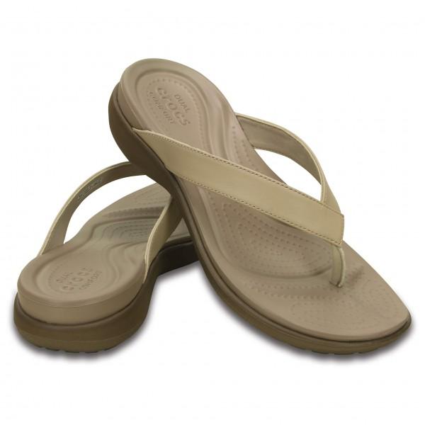 Crocs - Women's Capri V Flip - Outdoor sandalen