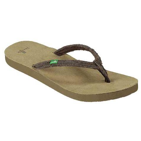 Sanuk - Women's Slim Fraidy - Sandals