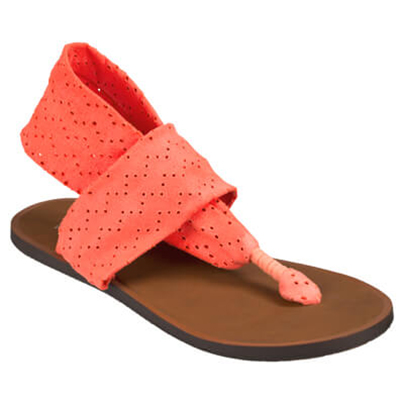 Sanuk - Women's Yoga Devine - Sandals
