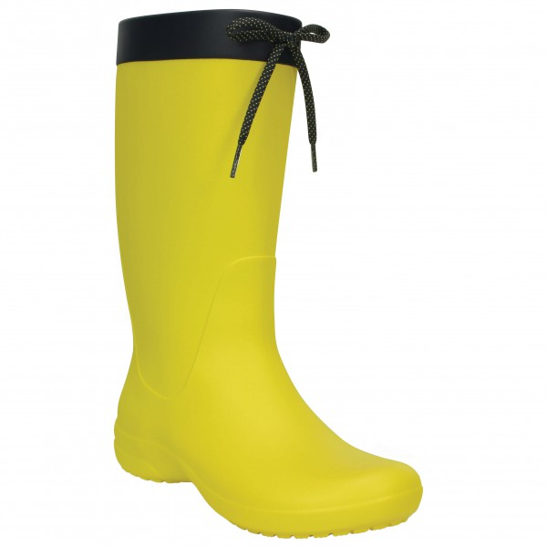 Crocs - Women's Crocs Freesail Rain Boot - Wellington boots