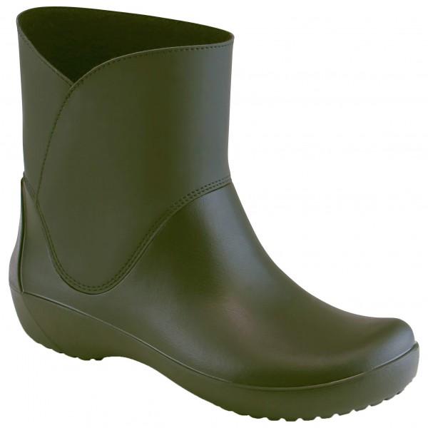 Crocs - Women's RainFloe Bootie - Kumisaappaat