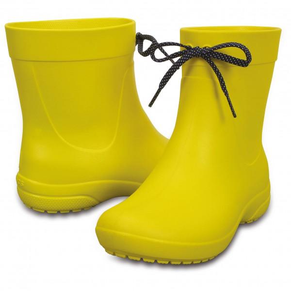 Crocs - Women's Crocs Freesail Shorty Rainboot - Kumisaappaat