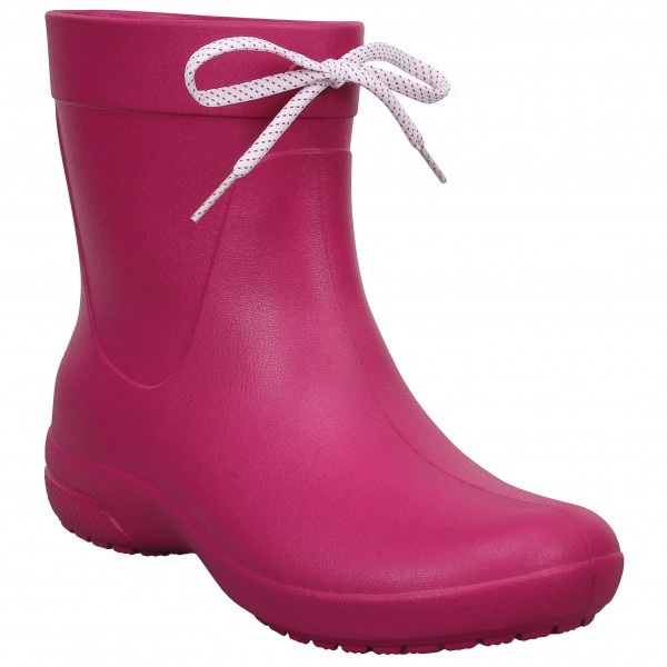 Crocs - Women's Crocs Freesail Shorty Rainboot - Gummistøvler