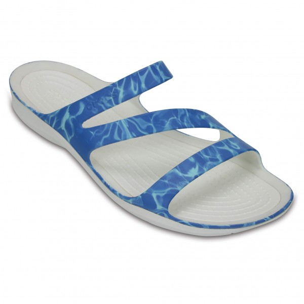 Crocs - Women's Swiftwater Graphic Sandal - Outdoorsandalen