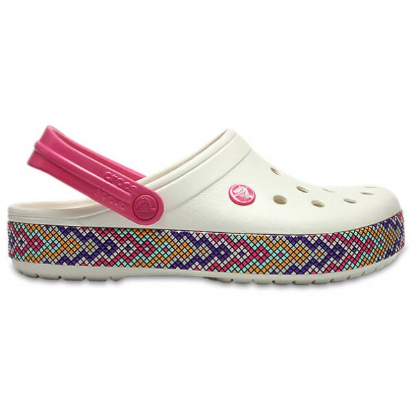 Crocs - Women's Crocband Gallery Clog - Sandaler