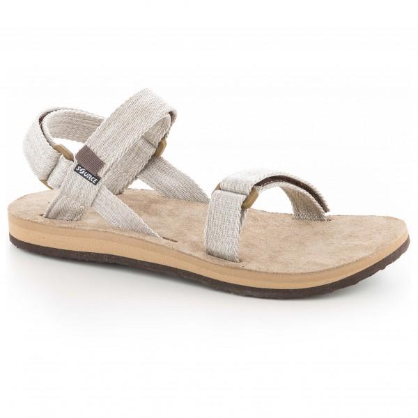 Women's Leather Urban - Sandals