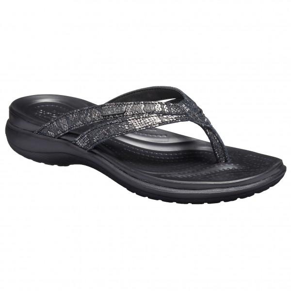 Crocs - Women's Capri Strappy Flip - Sandales