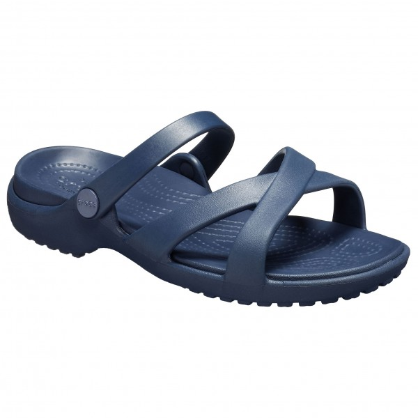 Crocs - Women's Meleen Crossband Sandal - Sandals
