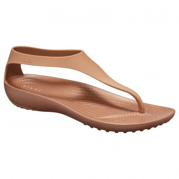 Crocs - Women's Serena Flip - Sandals