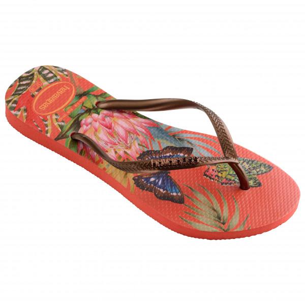 Havaianas - Women's Slim Tropical - Tursandaler