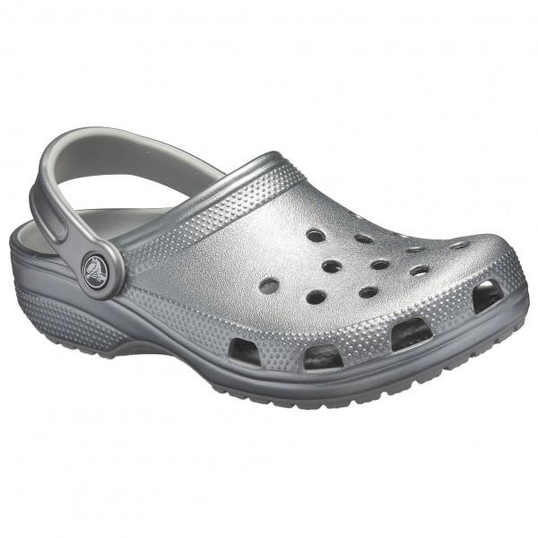 Crocs - Women's Classic Metallic Clog - Sandals