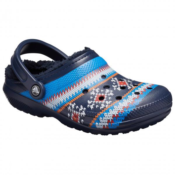 Crocs - Women's Classic Printed Lined Clog - Sandals
