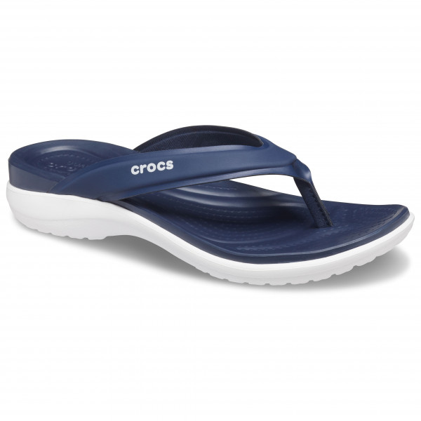 Crocs - Women's Capri V Sporty Flip - Ulkoilusandaalit