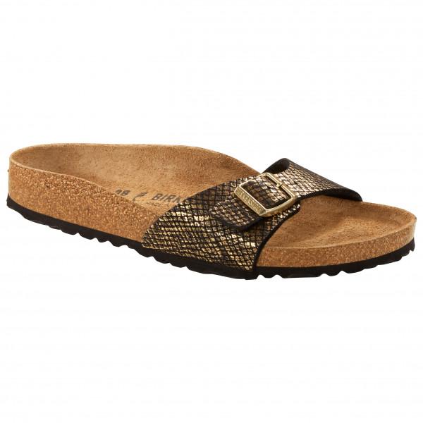 Women's Madrid MF Shiny Python - Sandals