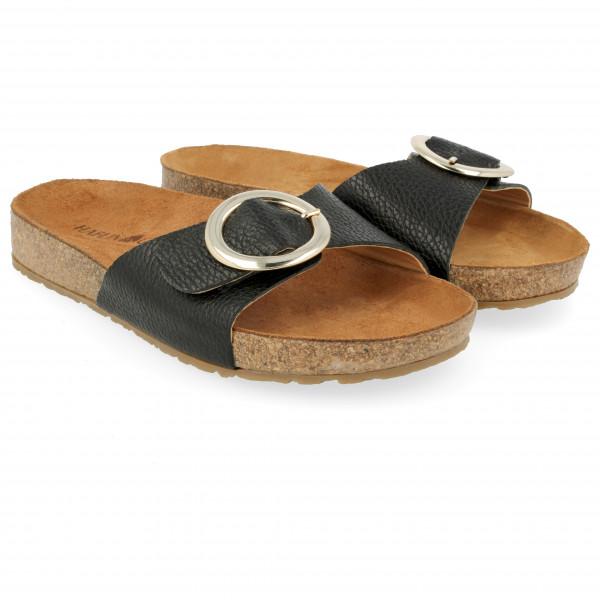 Women's Round Buckle Gina - Sandals