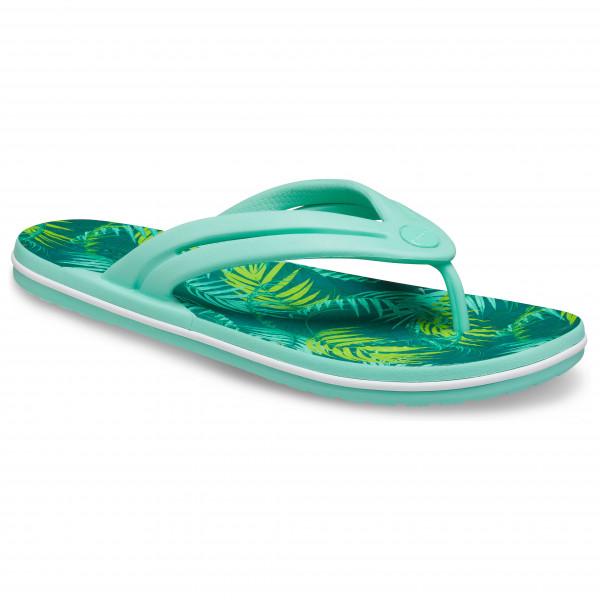 Crocs - Women's Crocband Tropical Flip - Sandalen