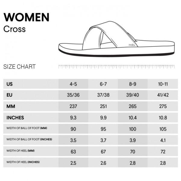 Women's Cross - Sandals