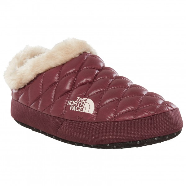 The North Face - Women's Thermoball Tent Mule Faux Fur IV - Innetofflor
