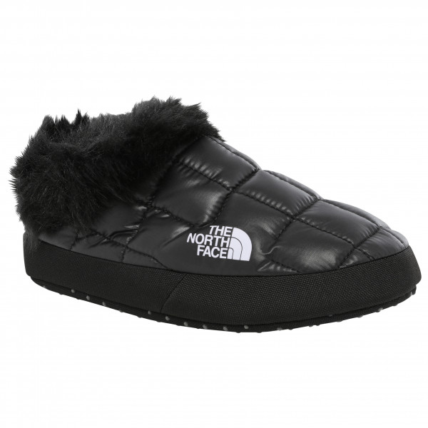 The North Face - Women's ThermoBall Tent Mule Faux Fur V - Innetofflor