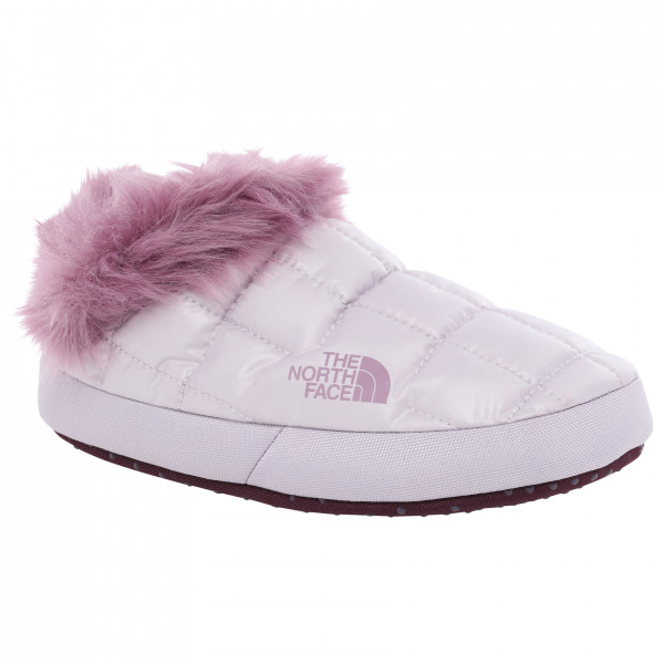 The North Face - Women's ThermoBall Tent Mule Faux Fur V - Zapatillas de estar por casa
