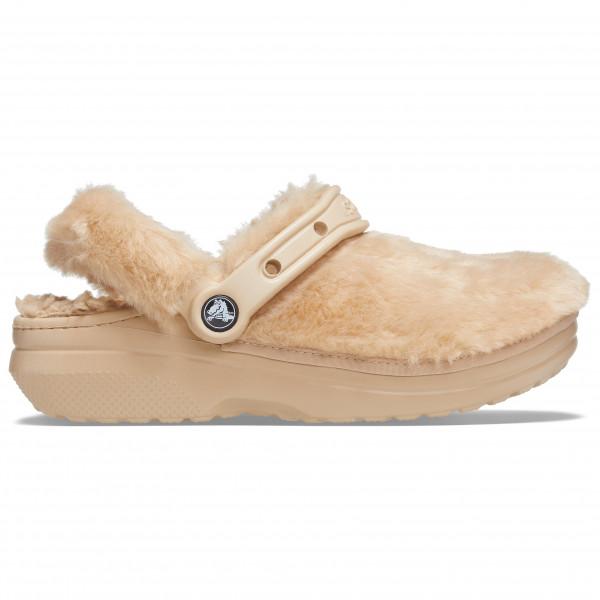 Crocs - Women's Classic Fur Sure - Chaussons