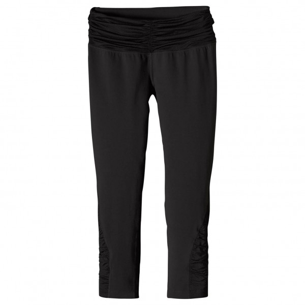 Patagonia - Women's Pliant Fitted Crop Leggings - Laufhose