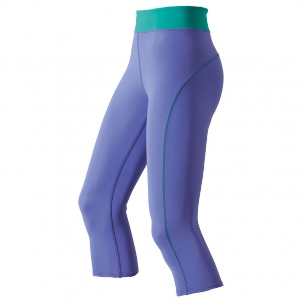 Odlo - Women's Tights 3/4 Shana - Juoksuhousut
