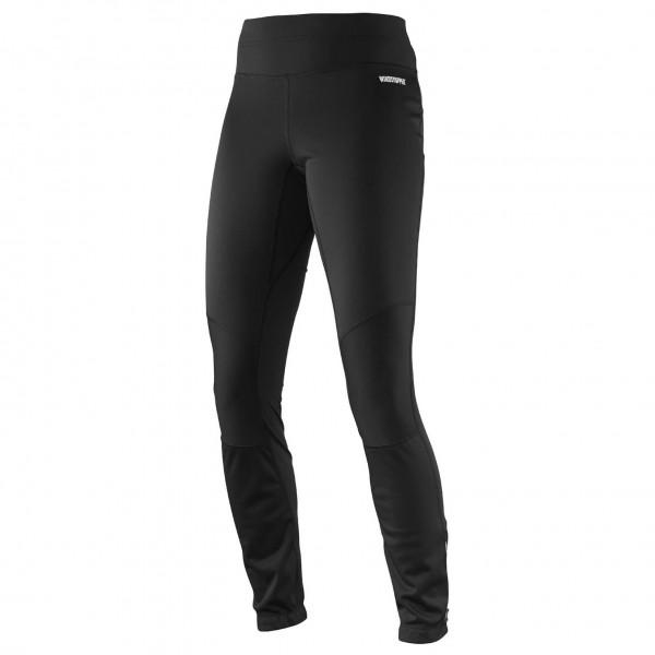 Salomon - Women's Windstopper Trail Tight - Running pants