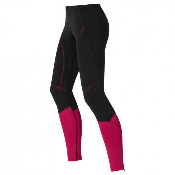 Odlo - Women's Tights Warm Fury - Juoksuhousut