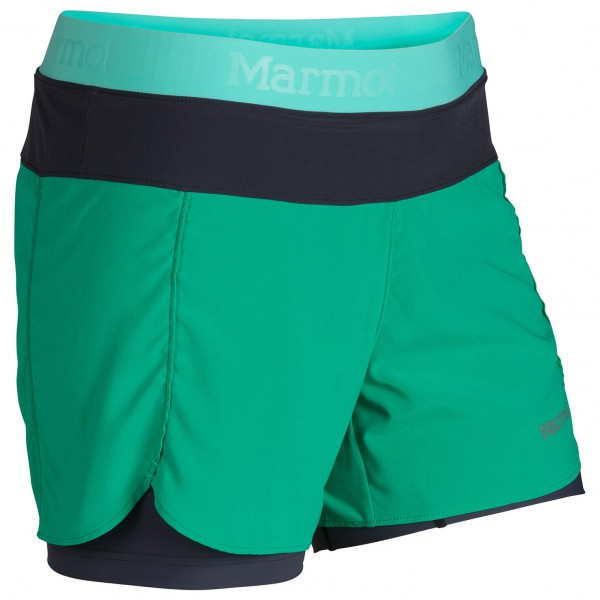 Marmot - Women's Pulse Short - Pantalon de running