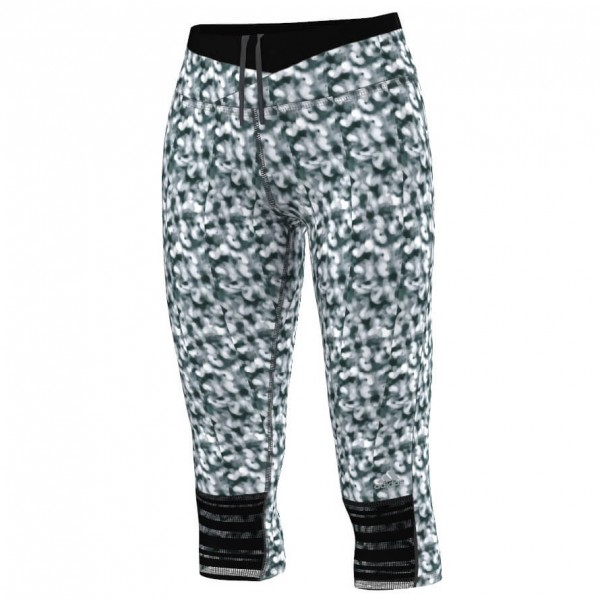 Adidas - Women's Supernova 3/4 Graphic Tight - Joggingbroek