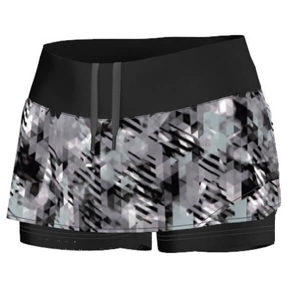 adidas - Women's Trail 2 In 1 Short - Running pants