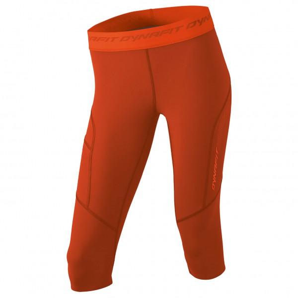 Dynafit - Women's React 3/4 Tights - Running pants