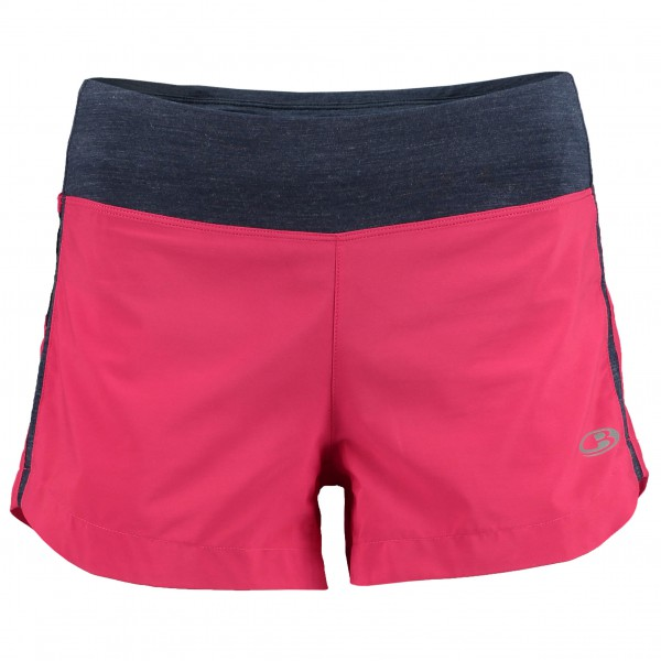 Icebreaker - Women's Spark Shorts - Juoksuhousut