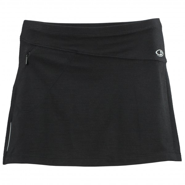 Icebreaker - Women's Swift Skort - Juoksuhousut