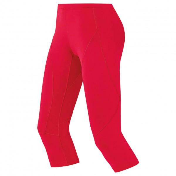 Odlo - Women's Tights 3/4 Fury - Pantalon de running