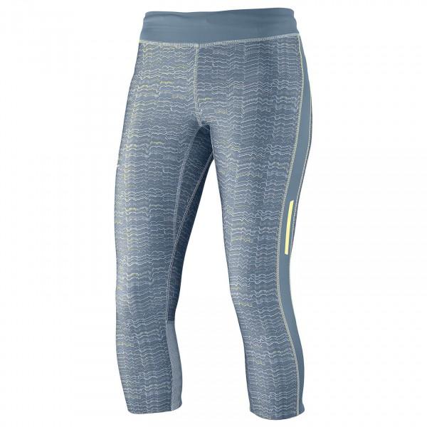 Salomon - Women's Elevate 3/4 Tight - Pantalon de running