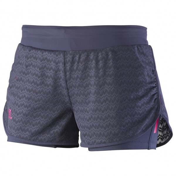 Salomon - Women's Elevate Short - Juoksuhousut